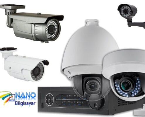 Yakacık güvenlik kamera tamiri